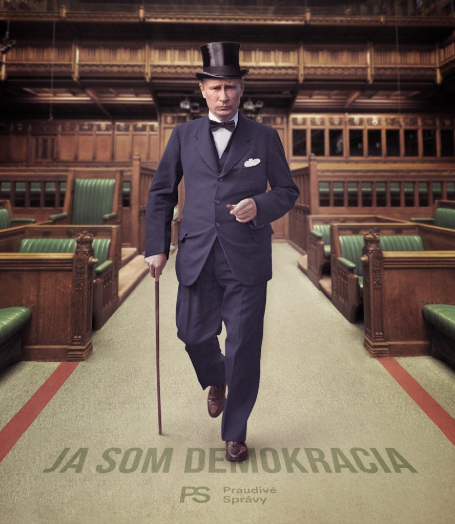 Putin vtelenie demokracia